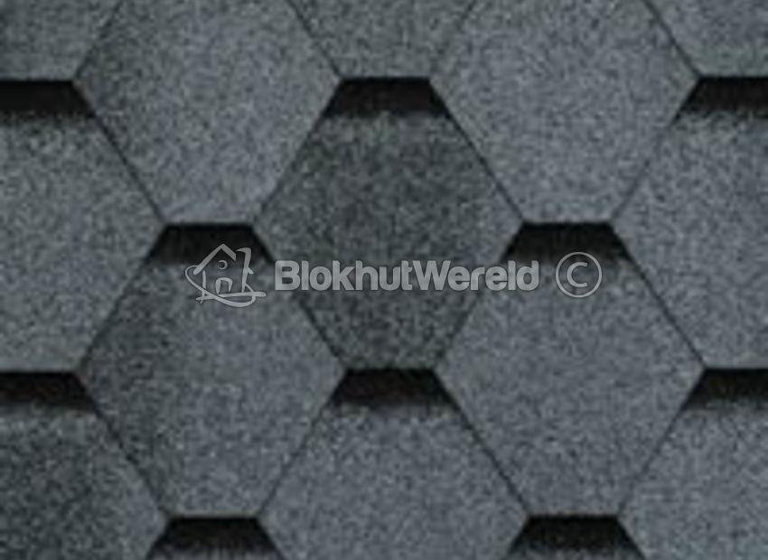 Genoeg Dakshingles zwart 3m2 | Blokhutwereld.nl TG08